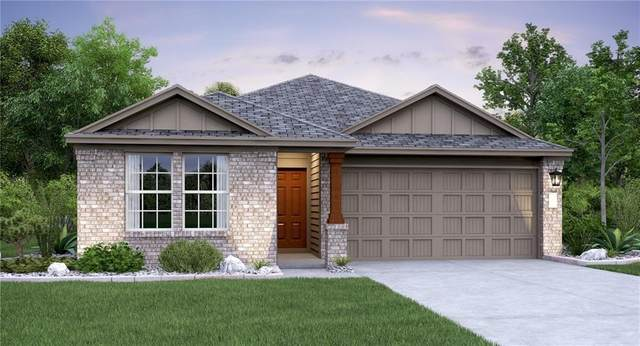 215 Silver Springs Bnd, Kyle, TX 78640 (#6138607) :: Papasan Real Estate Team @ Keller Williams Realty