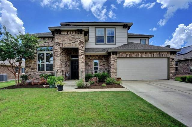 1115 Black Canyon St, Pflugerville, TX 78660 (#6139685) :: Lancashire Group at Keller Williams Realty