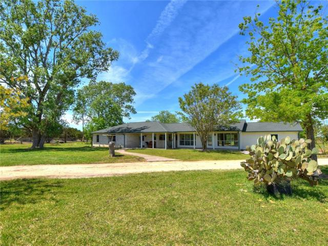 730 Indian Springs Rd, Georgetown, TX 78628 (#6140477) :: RE/MAX Capital City