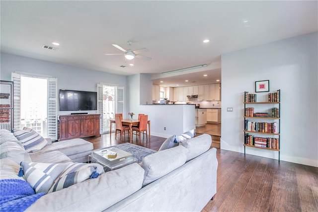 5012 Evans Ave, Austin, TX 78751 (#6141090) :: Ben Kinney Real Estate Team