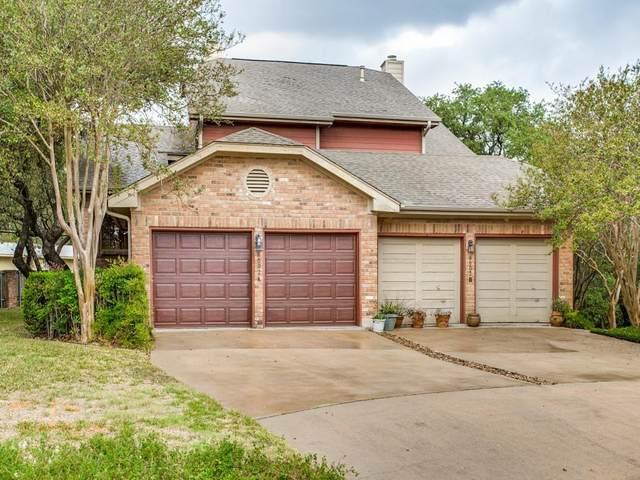 8602 Cima Oak Ln A-17, Austin, TX 78759 (#6141998) :: 10X Agent Real Estate Team
