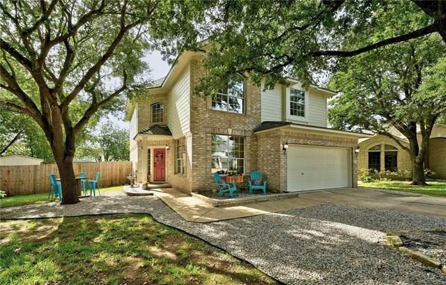 17503 Limpia Creek Dr, Round Rock, TX 78664 (#6142258) :: Papasan Real Estate Team @ Keller Williams Realty