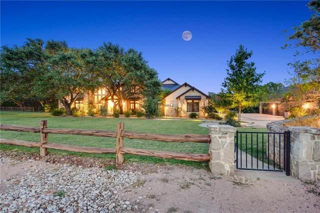 595 Toro Pass, Wimberley, TX 78676 (#6144015) :: Umlauf Properties Group