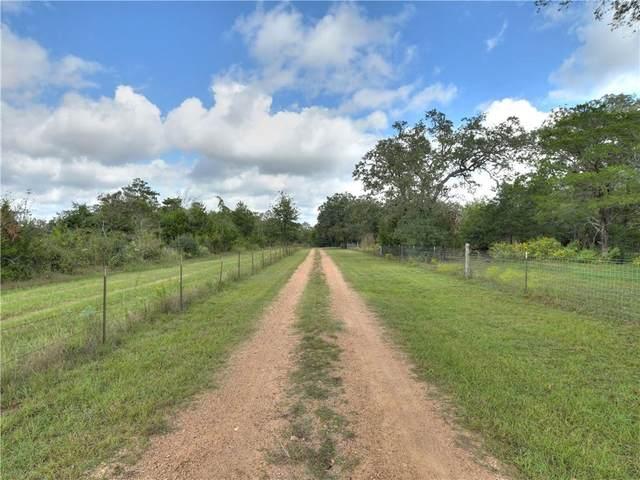 221 Cistern Rd, Rosanky, TX 78953 (#6148190) :: First Texas Brokerage Company