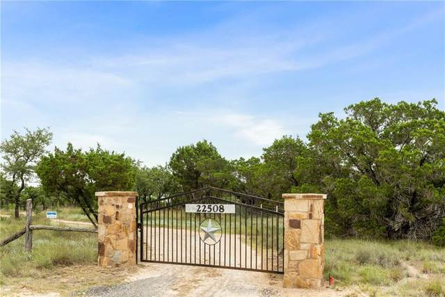 22508 Rocking A Trl, Spicewood, TX 78669 (#6148886) :: The Perry Henderson Group at Berkshire Hathaway Texas Realty