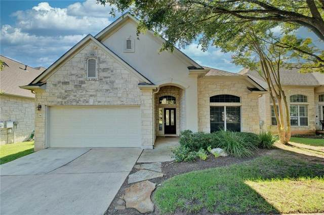 5000 Mission Oaks Blvd #34, Austin, TX 78735 (#6149203) :: Green City Realty