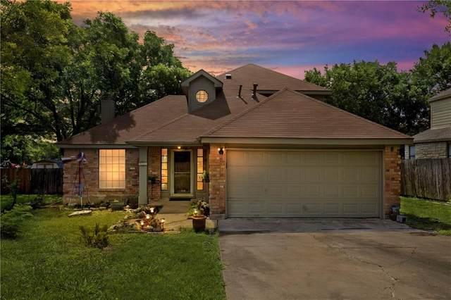511 Pleasant Valley Dr, Pflugerville, TX 78660 (#6152944) :: Papasan Real Estate Team @ Keller Williams Realty