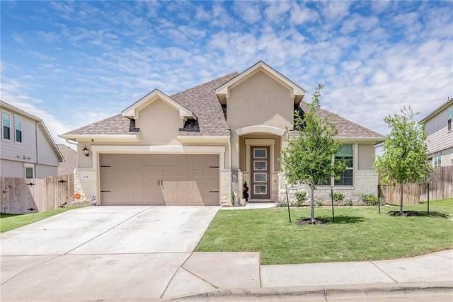 224 Birkshire Dr, Georgetown, TX 78626 (#6154417) :: Ben Kinney Real Estate Team
