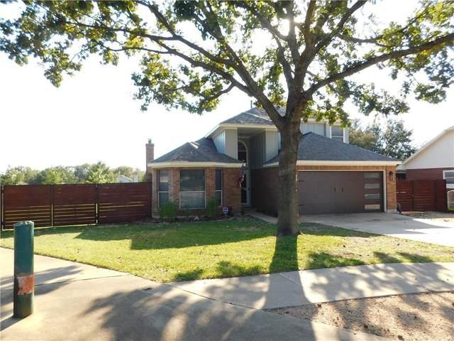 901 Parkcrest Ct, Pflugerville, TX 78660 (#6155468) :: Papasan Real Estate Team @ Keller Williams Realty