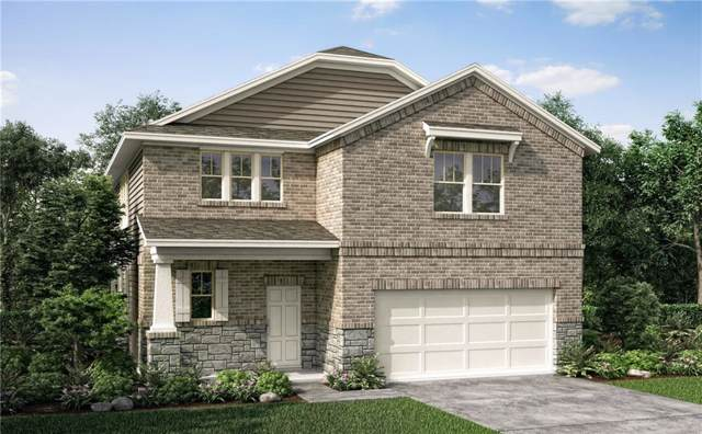 808 Hays Hill Dr, Georgetown, TX 78633 (#6156827) :: The Perry Henderson Group at Berkshire Hathaway Texas Realty