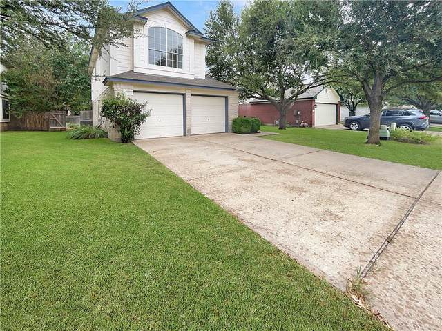 17413 Toyahville Trl, Round Rock, TX 78664 (#6157296) :: The Summers Group