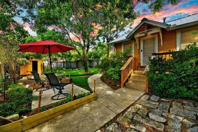 2302 E 11th St, Austin, TX 78702 (#6157604) :: Front Real Estate Co.