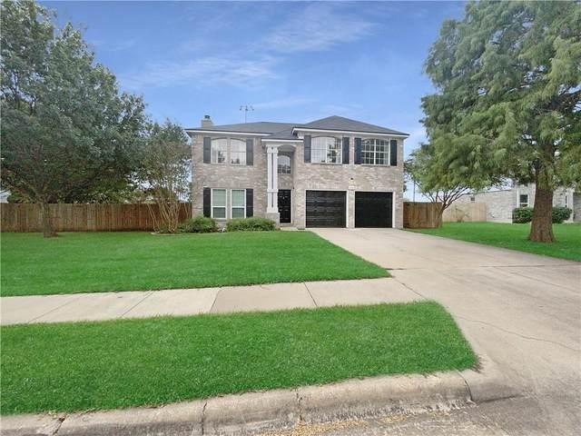 1001 Hayden Way, Round Rock, TX 78664 (#6157784) :: Papasan Real Estate Team @ Keller Williams Realty