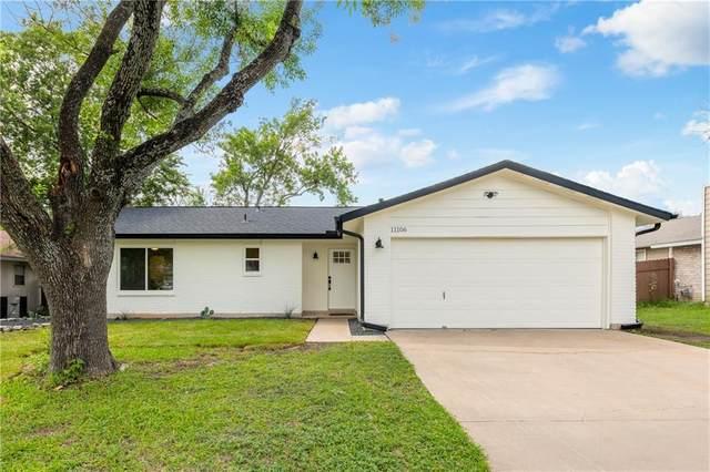 11106 Applewood Dr, Austin, TX 78758 (#6158064) :: Ben Kinney Real Estate Team