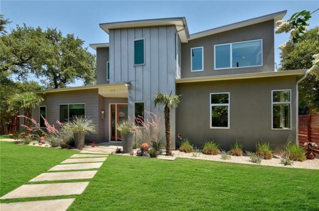 212 W Live Oak St, Austin, TX 78704 (#6158530) :: Papasan Real Estate Team @ Keller Williams Realty