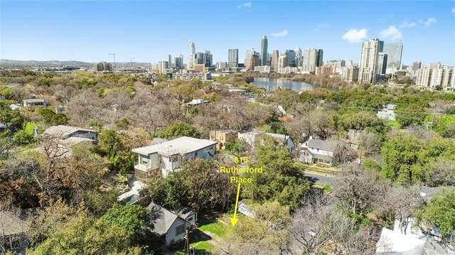 815 Rutherford Pl, Austin, TX 78704 (#6161481) :: Umlauf Properties Group