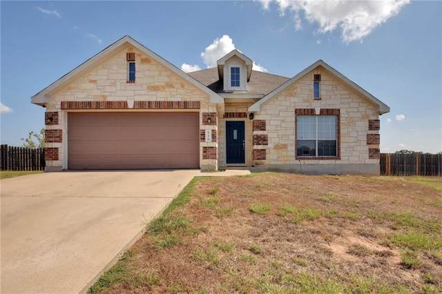 118 Parkland Dr, Cedar Creek, TX 78612 (#6164437) :: The Perry Henderson Group at Berkshire Hathaway Texas Realty