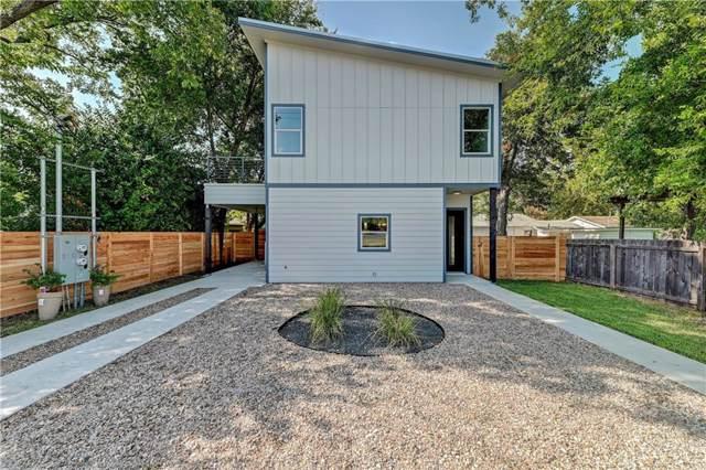 203 W 56th St, Austin, TX 78751 (#6169336) :: Ana Luxury Homes