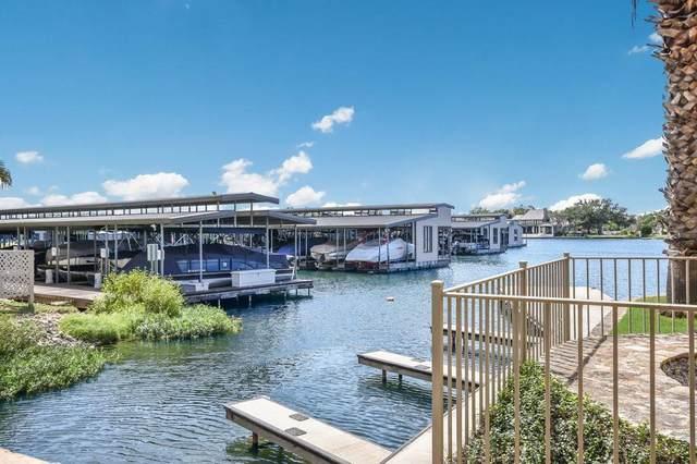 1100 The Cape Rd #201, Horseshoe Bay, TX 78657 (MLS #6170463) :: Vista Real Estate
