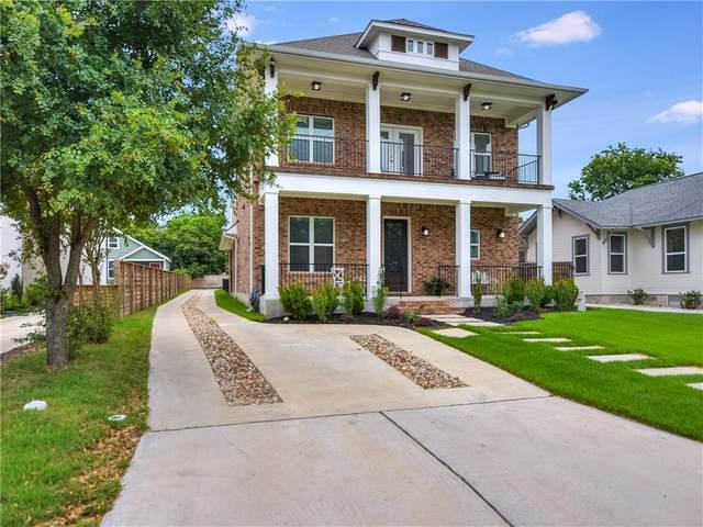 1108 1/2 Morrow St, Austin, TX 78757 (#6170476) :: Ben Kinney Real Estate Team