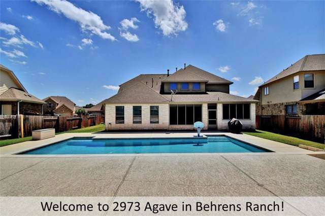 2973 Agave Loop, Round Rock, TX 78681 (#6171889) :: The Perry Henderson Group at Berkshire Hathaway Texas Realty