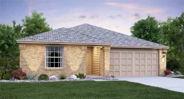 216 Balsam St, Hutto, TX 78634 (#6173519) :: JPAR & Associates