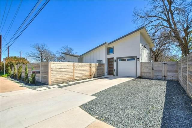 4611 Bolm Rd #2, Austin, TX 78702 (#6177749) :: Ben Kinney Real Estate Team