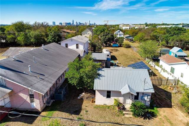 1606 Harvey St, Austin, TX 78702 (#6180035) :: The Heyl Group at Keller Williams