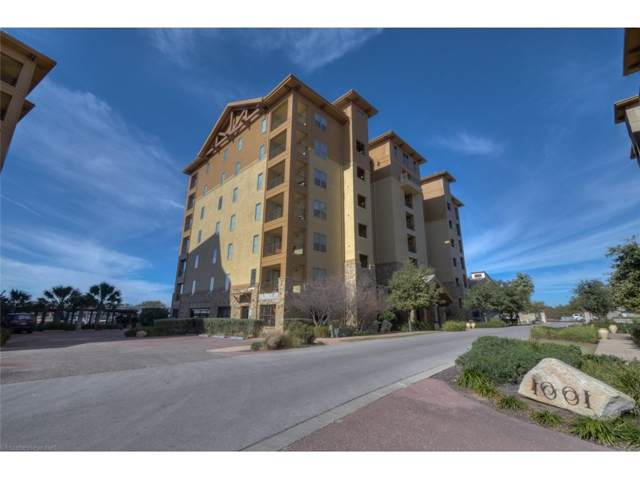 1000 The Cape Rd #23, Horseshoe Bay, TX 78657 (#6181700) :: Douglas Residential