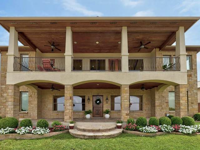 153 Lakefront Dr, Point Venture, TX 78645 (MLS #6181978) :: The Barrientos Group