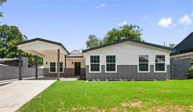 806 Philco Dr #1, Austin, TX 78745 (#6183894) :: Papasan Real Estate Team @ Keller Williams Realty