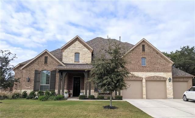 205 Fannin Battleground Ln, Georgetown, TX 78628 (MLS #6185761) :: Vista Real Estate