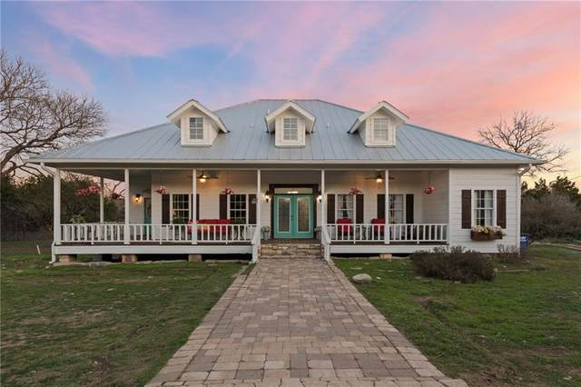 1031 Indian Springs Rd, Georgetown, TX 78633 (#6185996) :: The Perry Henderson Group at Berkshire Hathaway Texas Realty