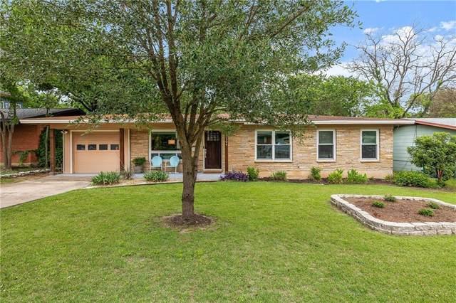 1504 Larkwood Dr, Austin, TX 78723 (#6186462) :: Zina & Co. Real Estate