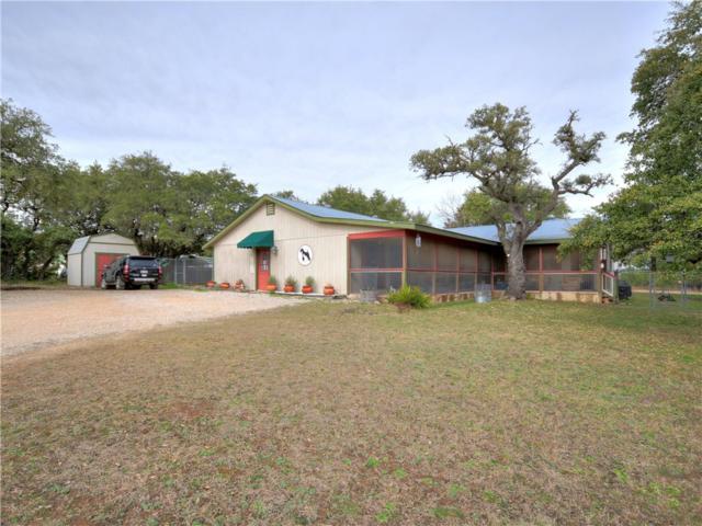 1110 Green Acres Dr, Wimberley, TX 78676 (#6188112) :: Papasan Real Estate Team @ Keller Williams Realty