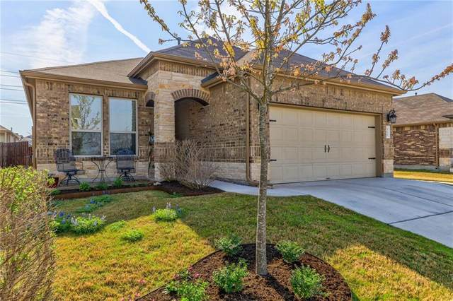 310 Cyril Dr, Hutto, TX 78634 (#6188433) :: RE/MAX IDEAL REALTY