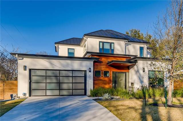 2502 Ellise Ave, Austin, TX 78757 (#6188740) :: Realty Executives - Town & Country