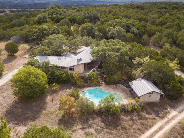 8001 Mcgregor Ln, Dripping Springs, TX 78620 (#6191263) :: The Perry Henderson Group at Berkshire Hathaway Texas Realty