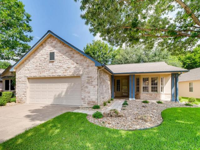 116 Bass St, Georgetown, TX 78633 (#6191804) :: The Heyl Group at Keller Williams