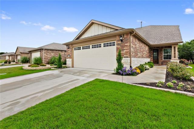 110 Paint Creek Ln, Georgetown, TX 78633 (#6192153) :: The Heyl Group at Keller Williams
