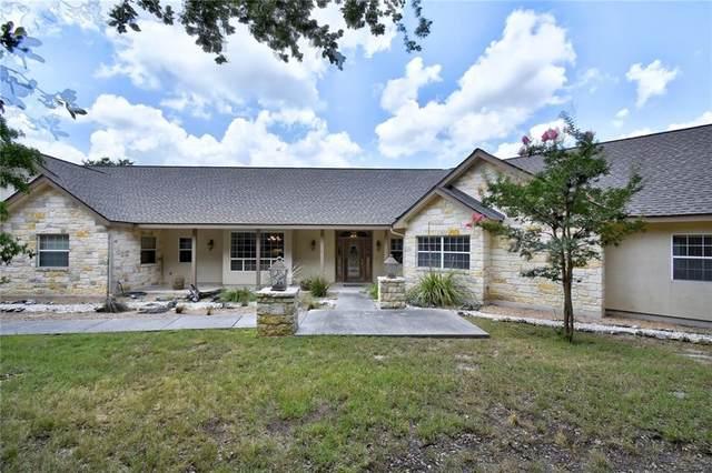 746 Vista Rdg, Canyon Lake, TX 78133 (#6193281) :: Papasan Real Estate Team @ Keller Williams Realty