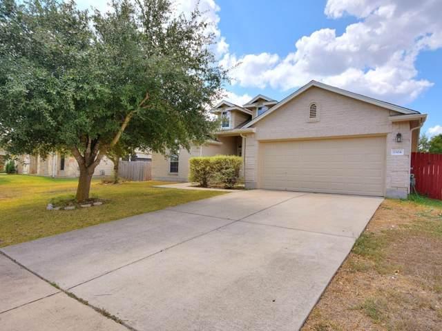 1304 Samson Dr, Hutto, TX 78634 (#6196582) :: Papasan Real Estate Team @ Keller Williams Realty