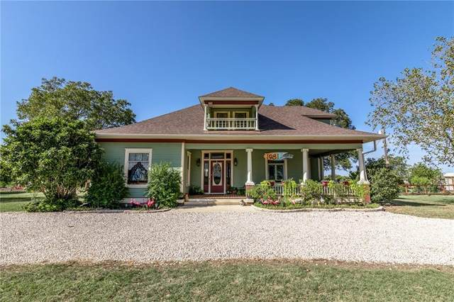 1981 County Road 105, Hutto, TX 78634 (#6197067) :: The Summers Group