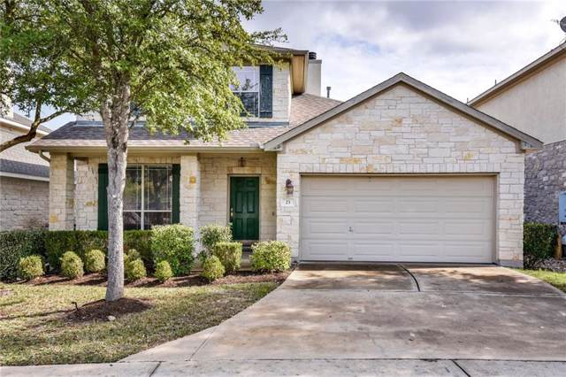23 Cypress Knee Ln #97, Austin, TX 78734 (#6198050) :: The Perry Henderson Group at Berkshire Hathaway Texas Realty