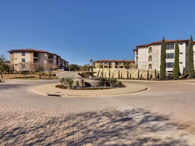 104 Bella Toscana Ave #2103, Lakeway, TX 78734 (#6198436) :: Watters International