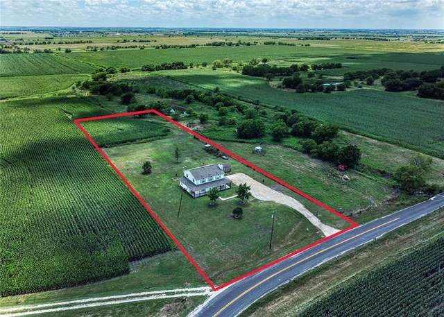 14319 Lund Carlson Rd, Coupland, TX 78615 (#6199238) :: Watters International