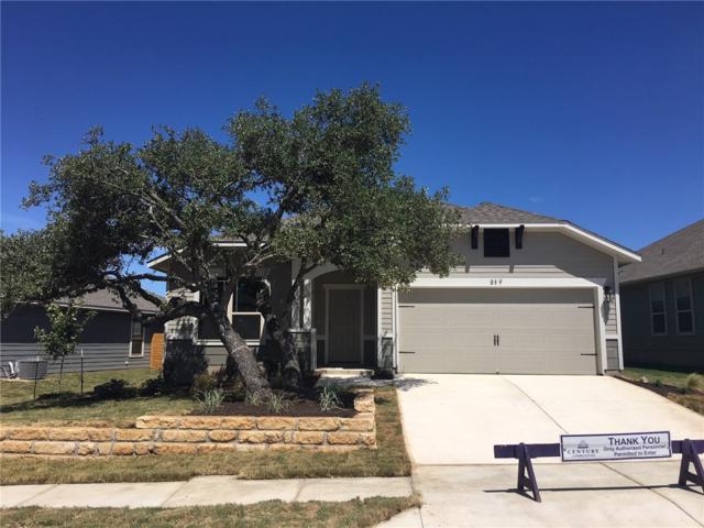 217 Trellis Blvd, Leander, TX 78641 (#6200949) :: Amanda Ponce Real Estate Team