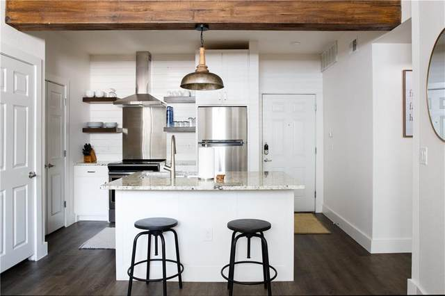 2502 Leon St #101, Austin, TX 78705 (#6202396) :: Front Real Estate Co.