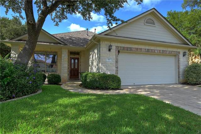 921 Boquilla Trl, Georgetown, TX 78633 (#6202578) :: Front Real Estate Co.
