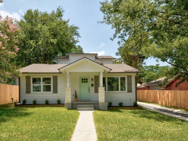 3312 Cherrywood Rd, Austin, TX 78722 (#6202605) :: The Heyl Group at Keller Williams